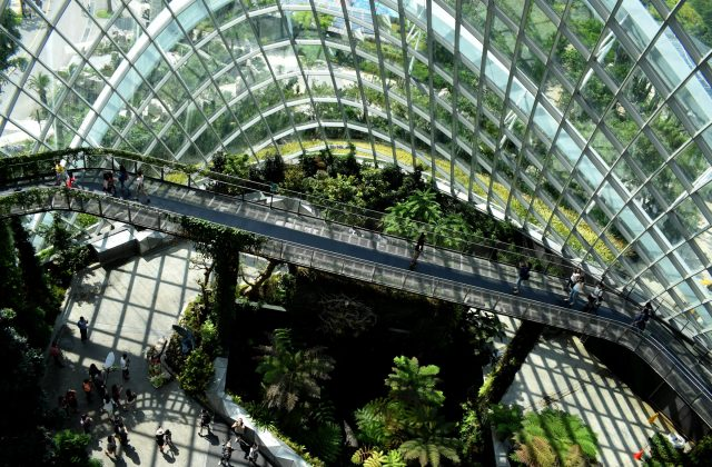 A Sustainable Future for the Commercial Built Environment